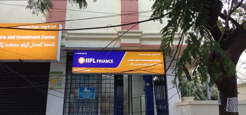 IIFL Gold Loan - Padmarao Nagar, Hyderabad