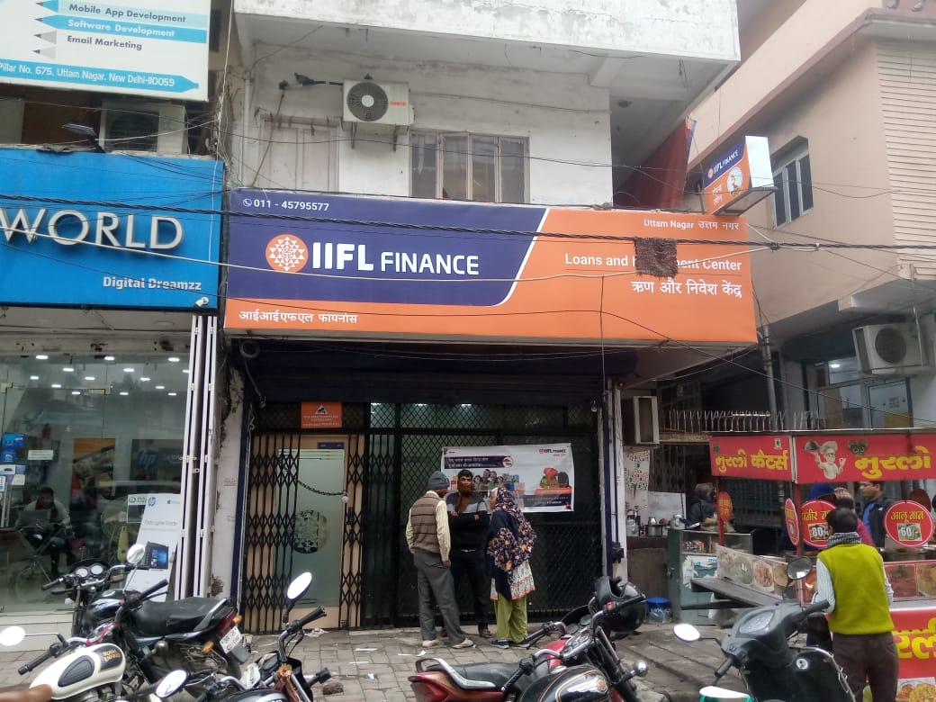 IIFL Gold Loan - Uttam Nagar, New Delhi