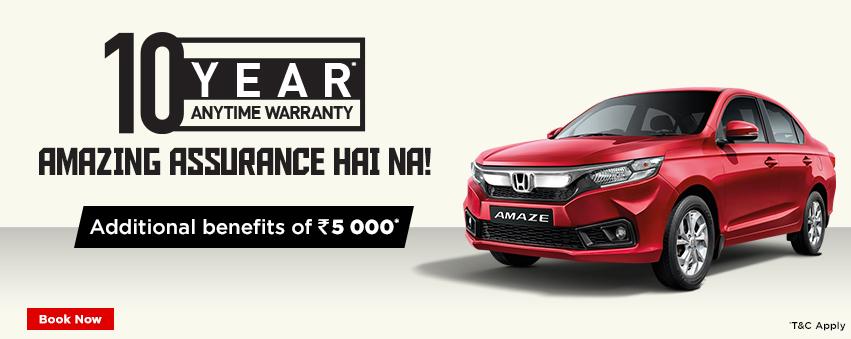Visit our website: Honda Cars India Ltd. - Lavelle Road, Bengaluru