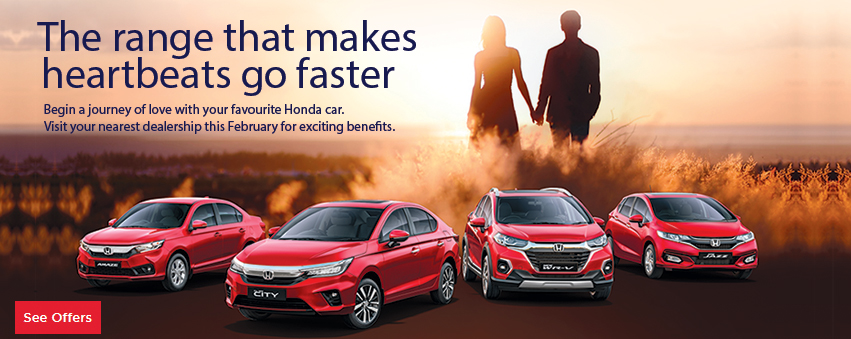 Visit our website: Honda Cars India Ltd. - AMB Road, Una