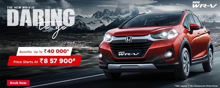 Visit our website: Honda Cars India Ltd. - Viman Nagar, Pune
