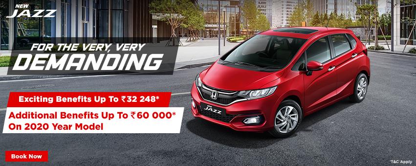Visit our website: Honda Cars India Ltd. - Moti Nagar, New Delhi