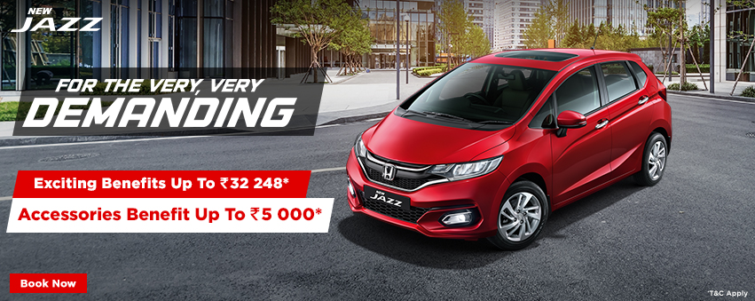 Visit our website: Honda Cars India Ltd. - Sant Nagar, Indore