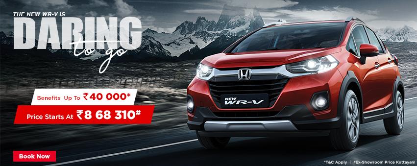 Visit our website: Honda Cars India Ltd. - Nattakom, Kottayam