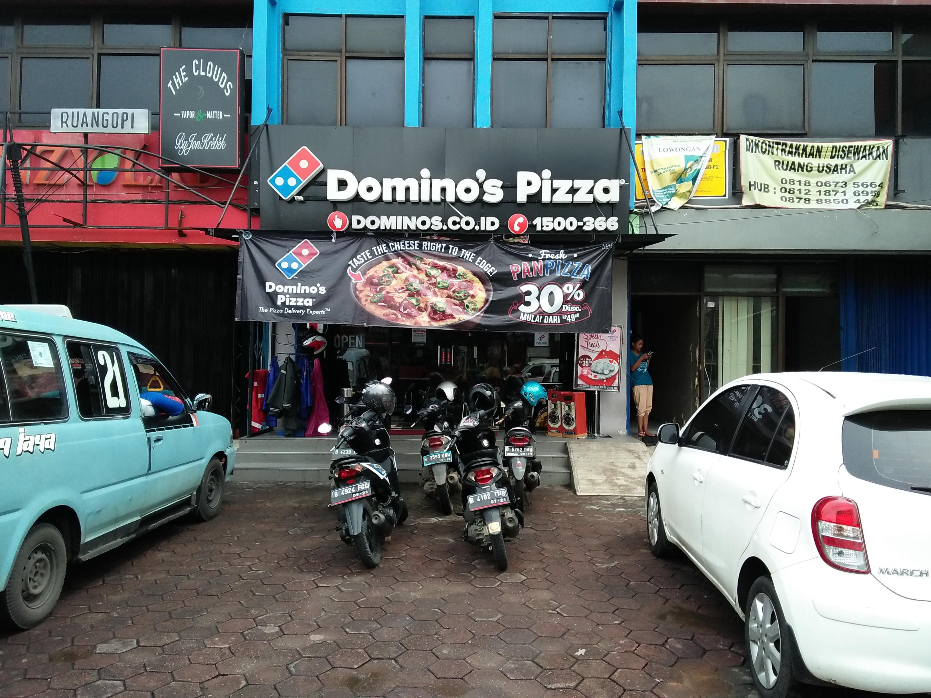 Domino's Pizza - Kec Matraman, Jakarta Timur