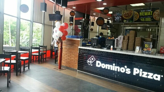 Domino's Pizza - Warung Jati, Jakarta Selatan