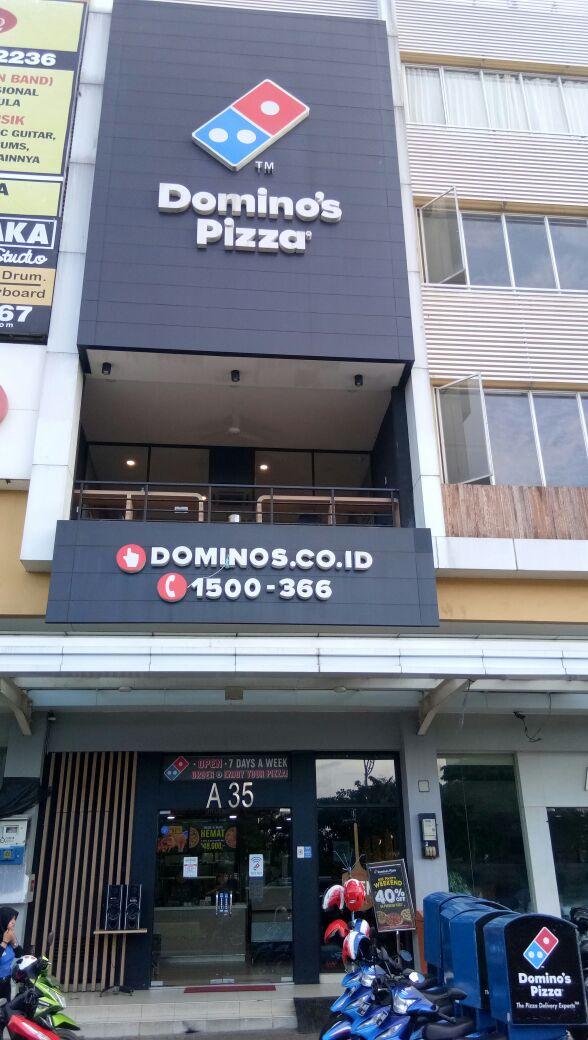 Domino's Pizza - Kec Bekasi Utara, Bekasi