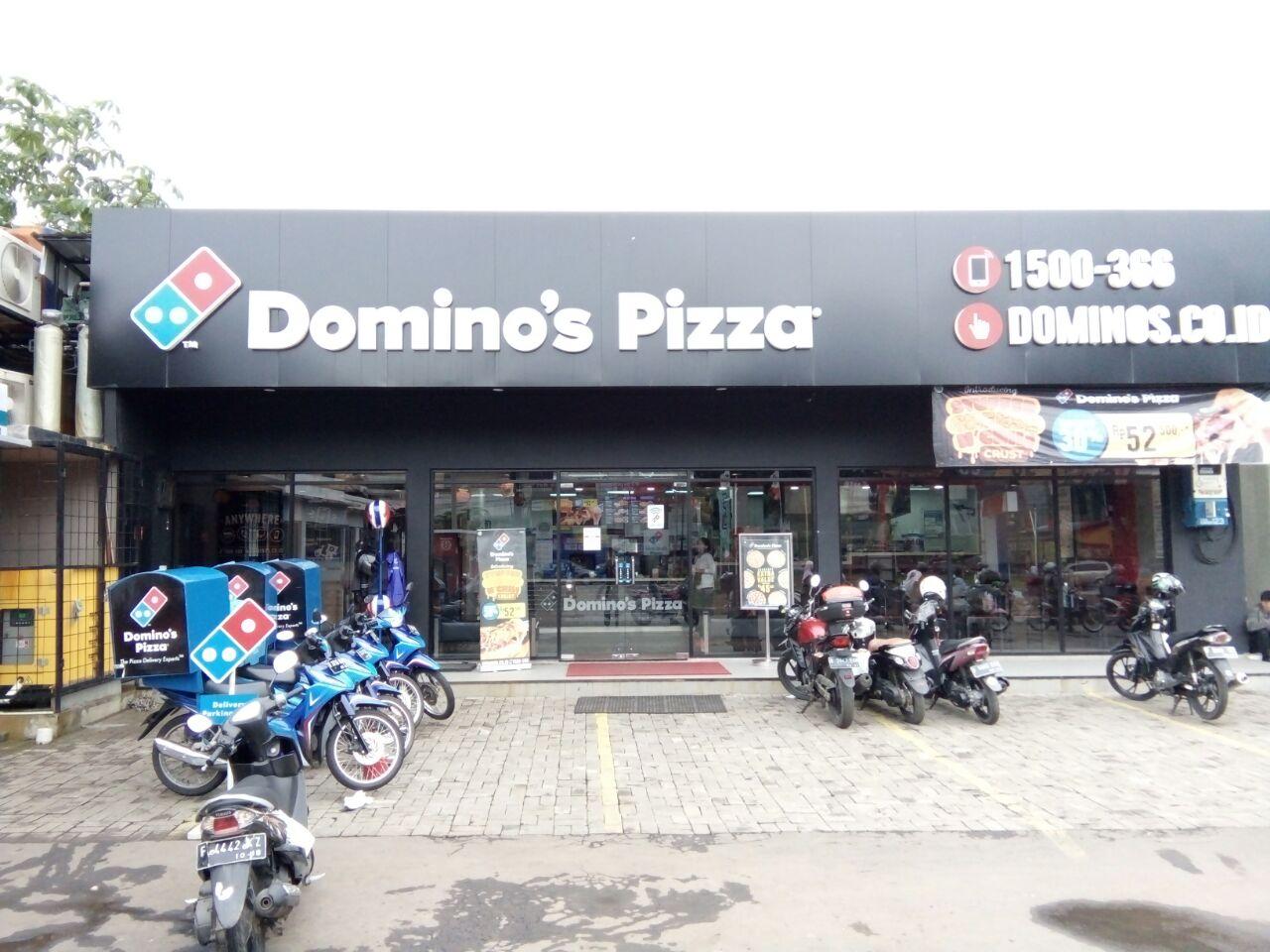 Domino's Pizza - Kec Cimanggis Depok, Depok