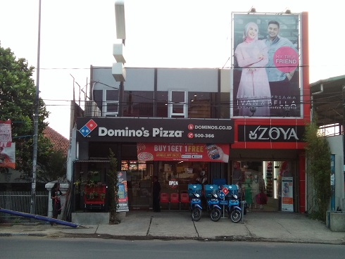 Domino's Pizza - Cimahi, Cimahi