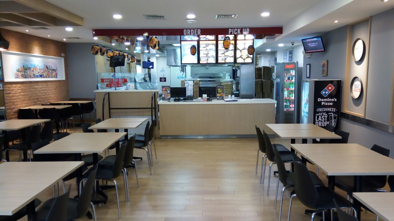 Domino's Pizza - Kemang, Jakarta Selatan