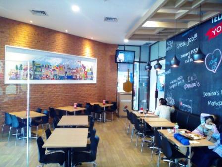 Domino's Pizza - Lippo Karawaci Utara, Tangerang