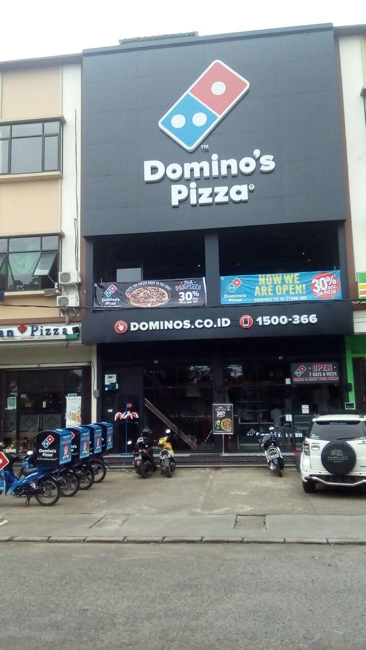 Domino's Pizza - Kel Abadijaya, Depok