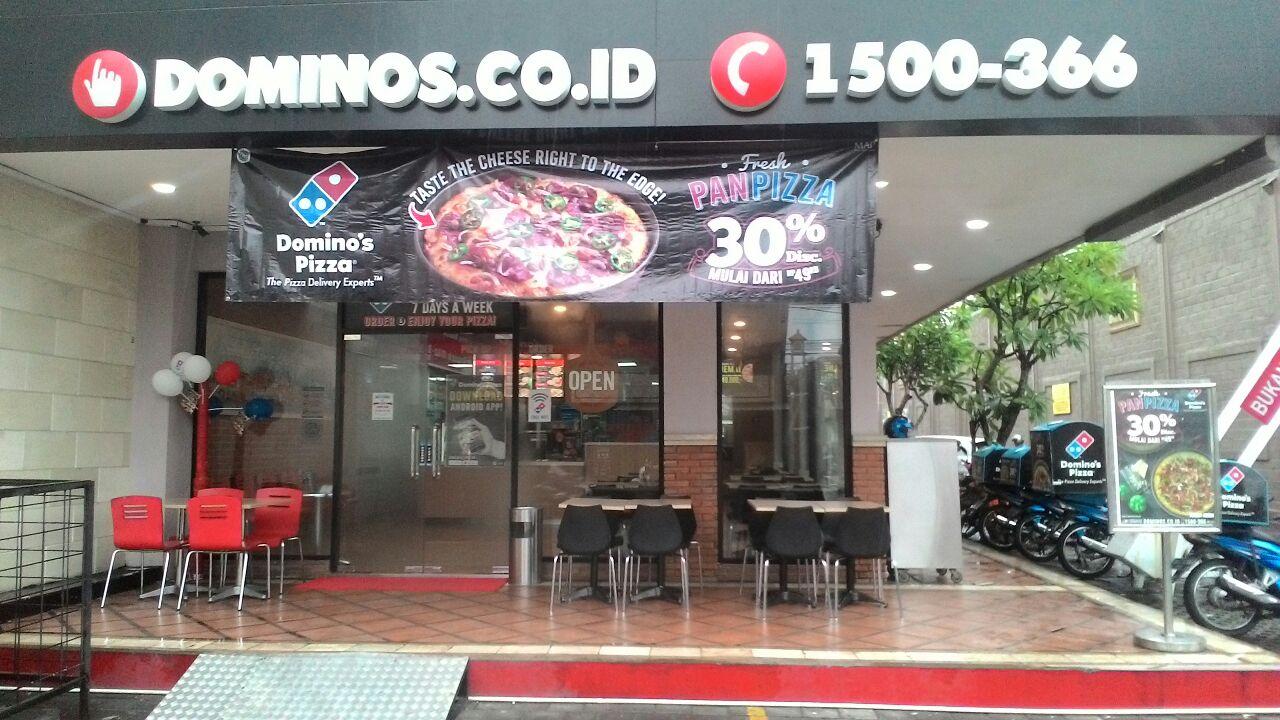 Domino's Pizza - Kerobokan Kelod, Badung