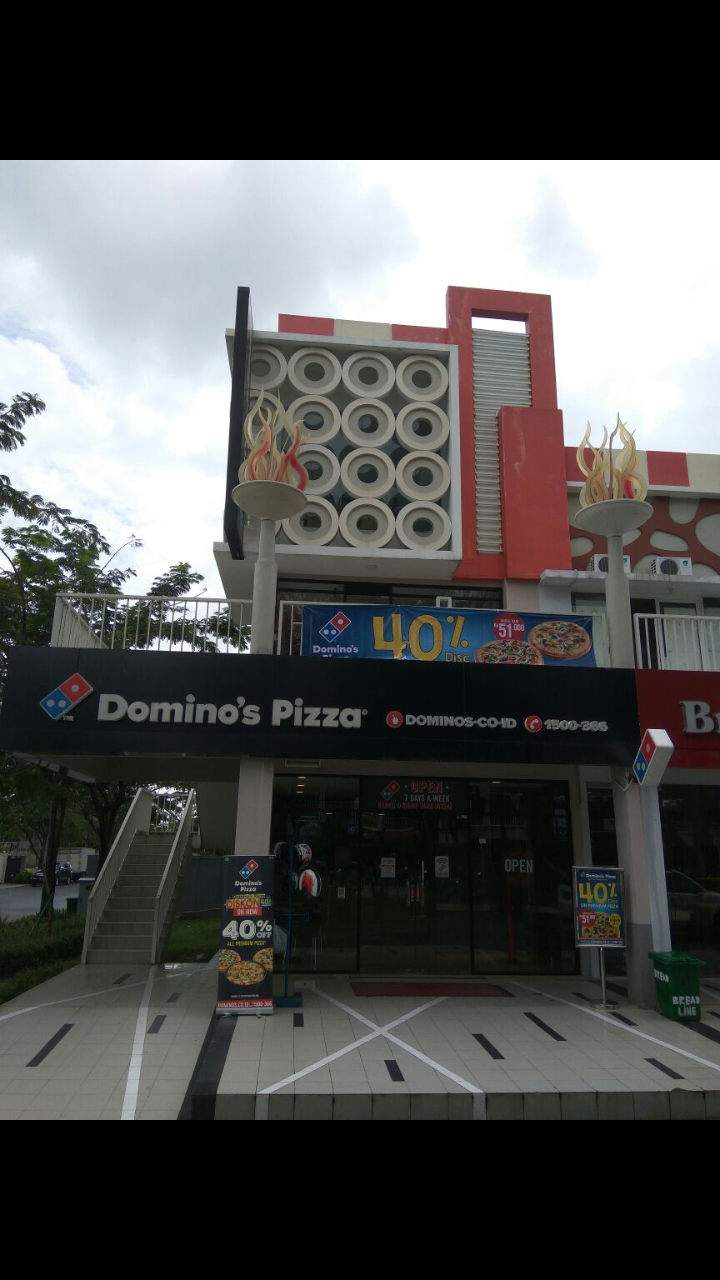Domino's Pizza - Kec Kalideres, Jakarta Barat