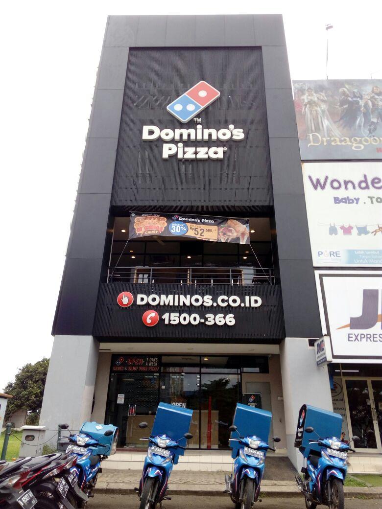 Domino's Pizza - Kec Serpong, Tangerang