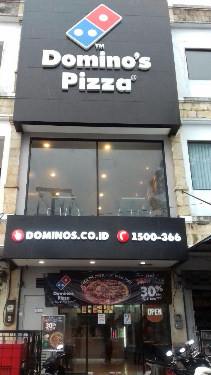Domino's Pizza - Kecamatan Denpasar Barat, Denpasar