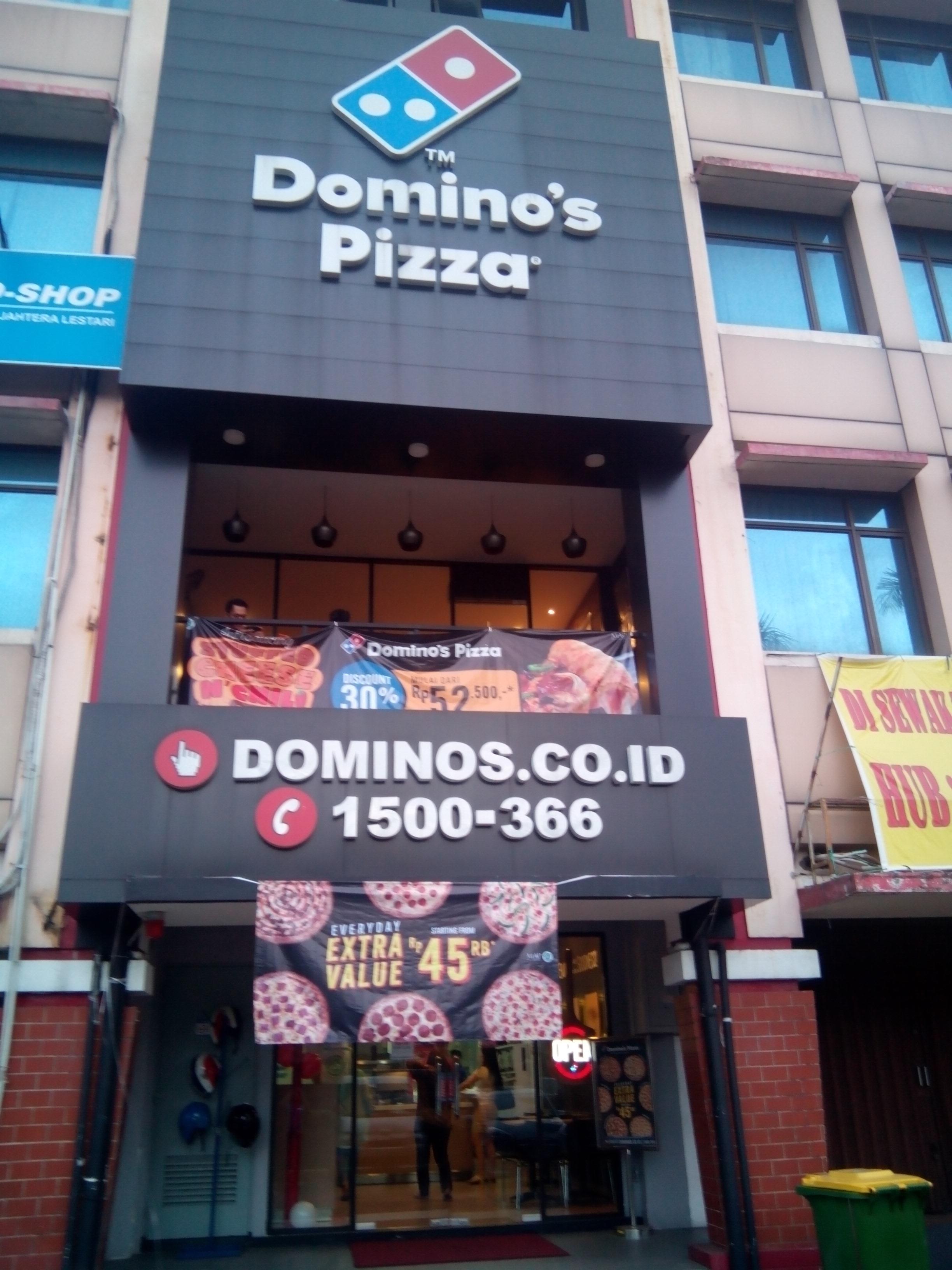 Domino's Pizza - Kec Kelapa Gading Barat, Jakarta Utara