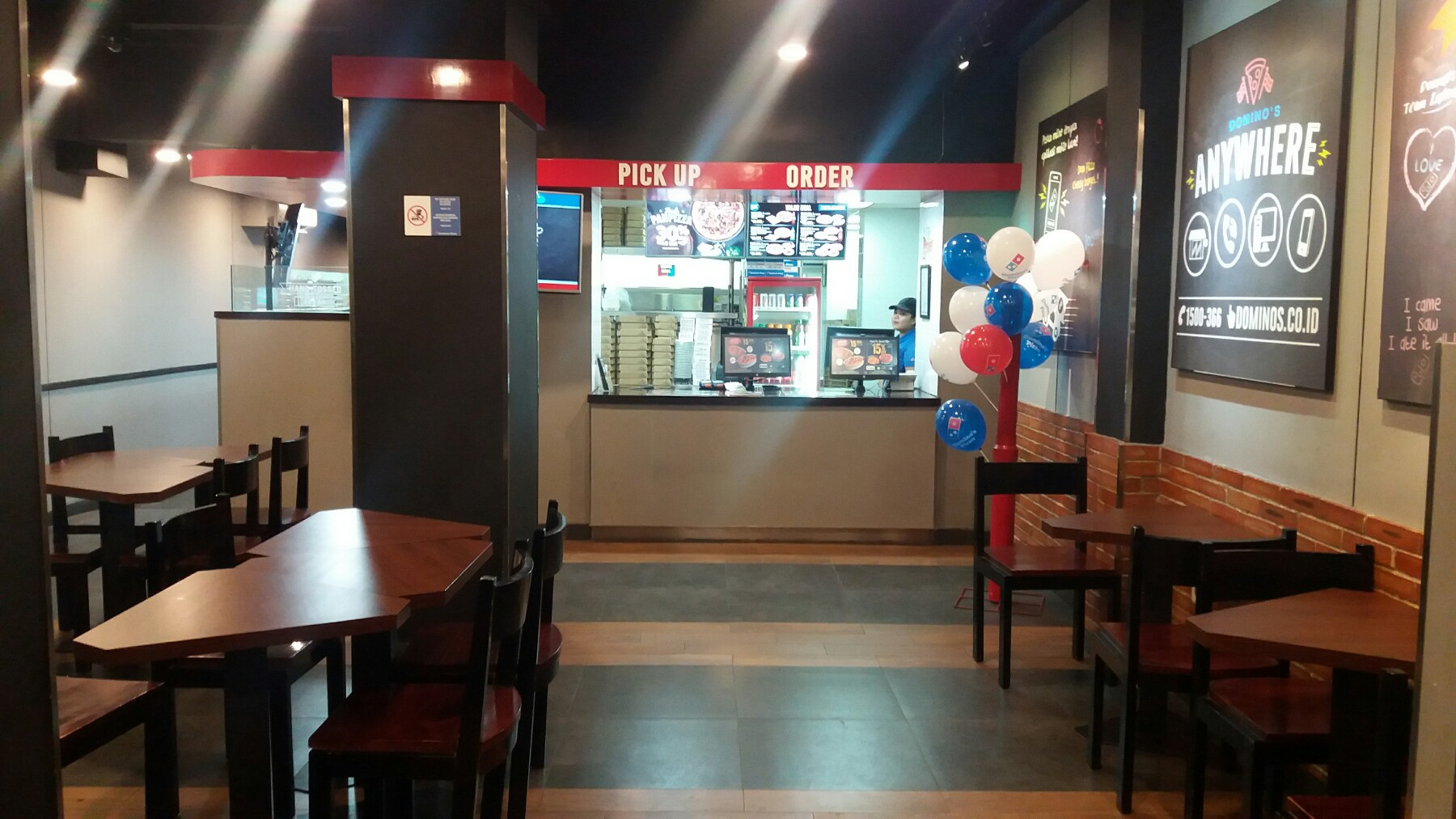 Domino's Pizza - Kec Sawah Besar, Jakarta Pusat