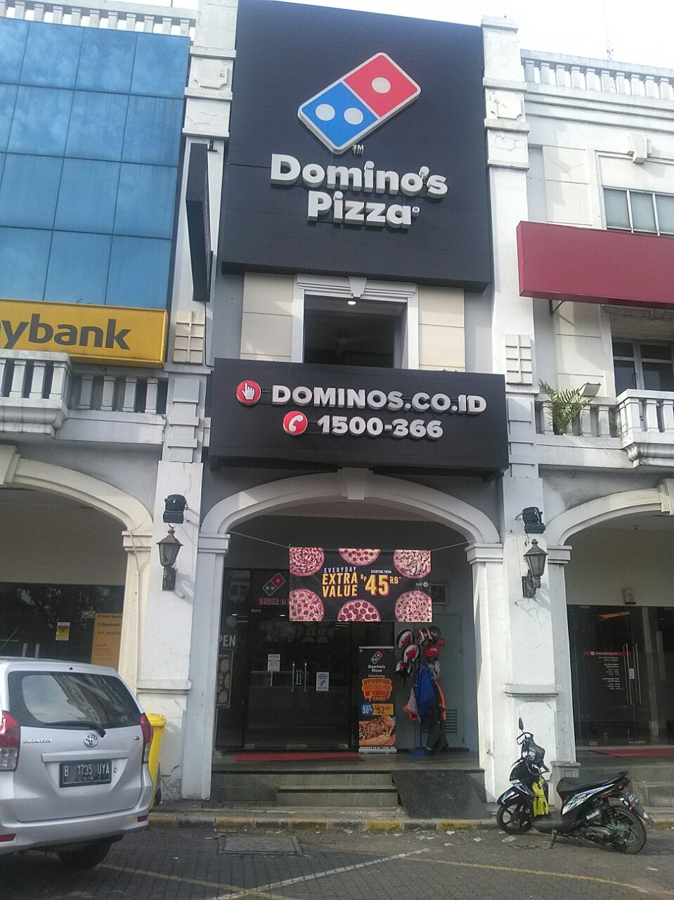 Domino's Pizza - Kec Cikarang Selatan, Bekasi