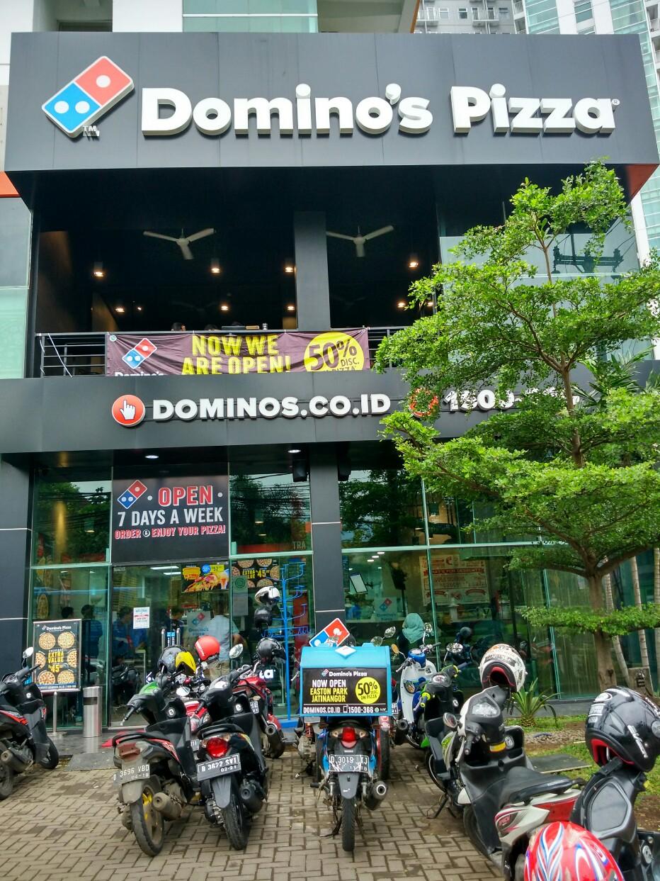 Domino's Pizza - Kel Jatinangor, Bandung