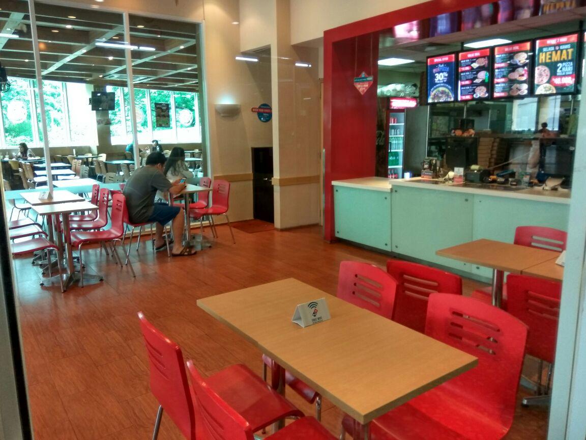 Domino's Pizza - Tanah Abang, Jakarta Pusat