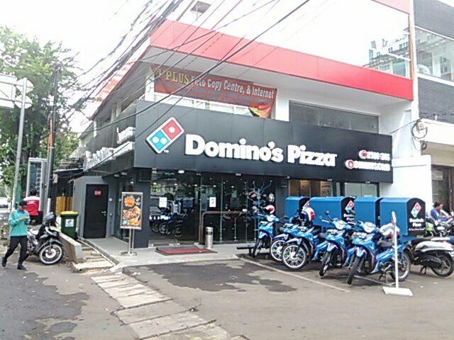 Domino's Pizza - Kebon Jeruk, Jakarta Barat