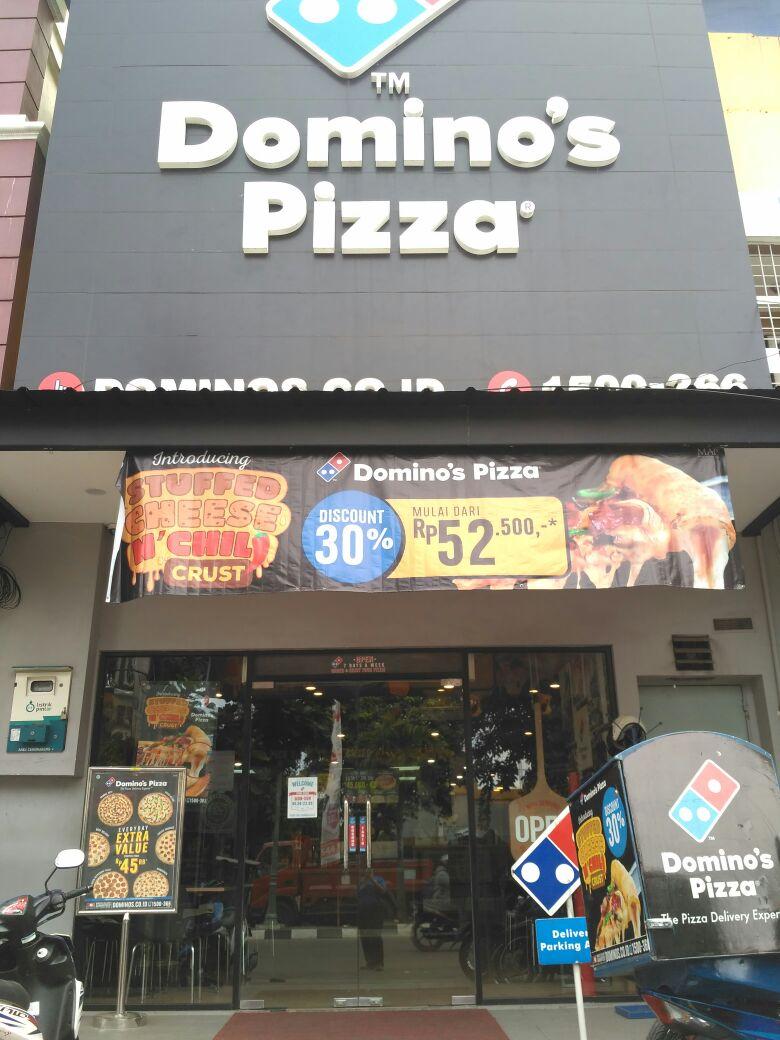 Domino's Pizza - Komp Perum Taman Semanan Indah, Jakarta Barat