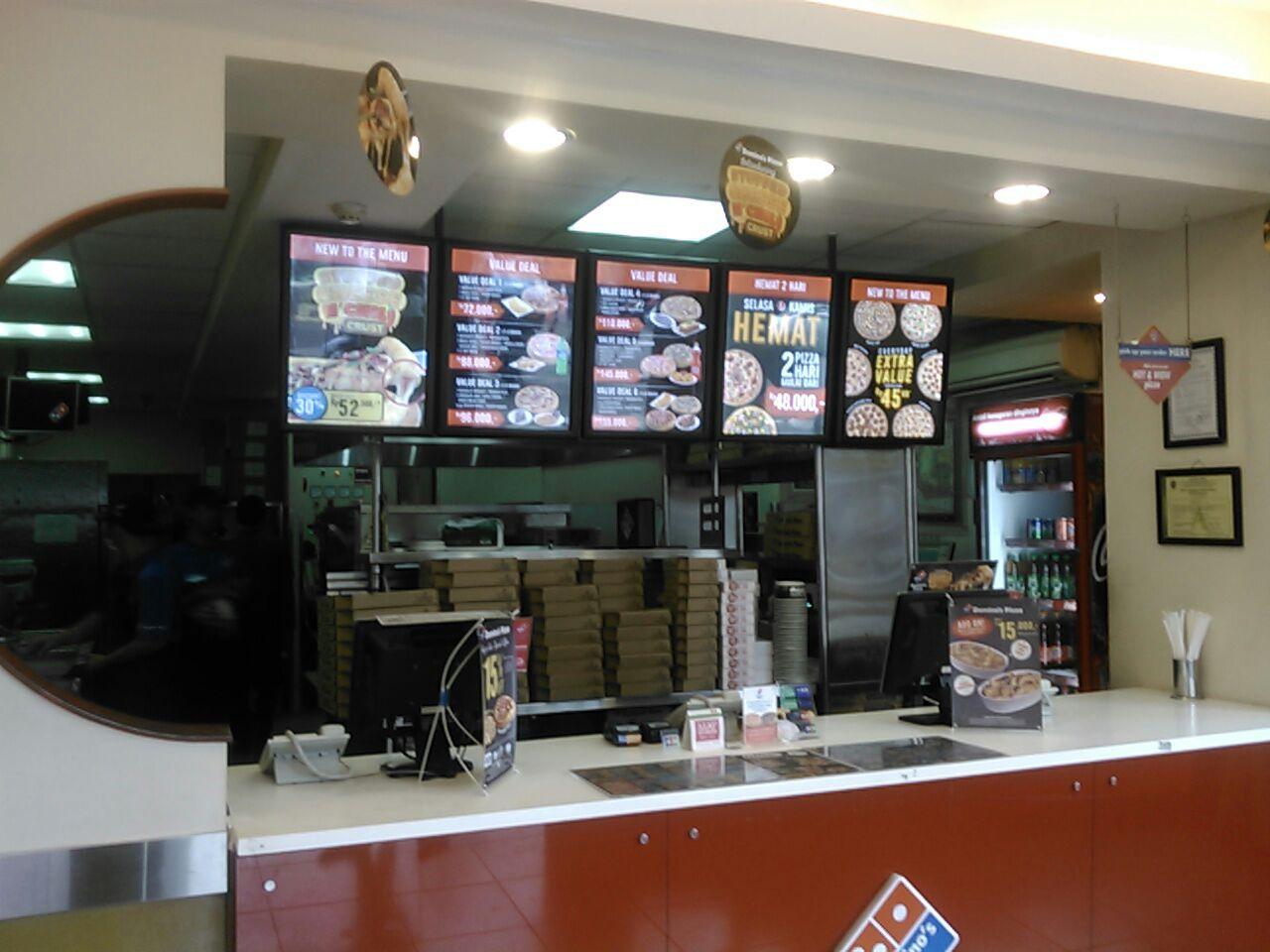 Domino's Pizza - Pasir Kaliki, Bandung