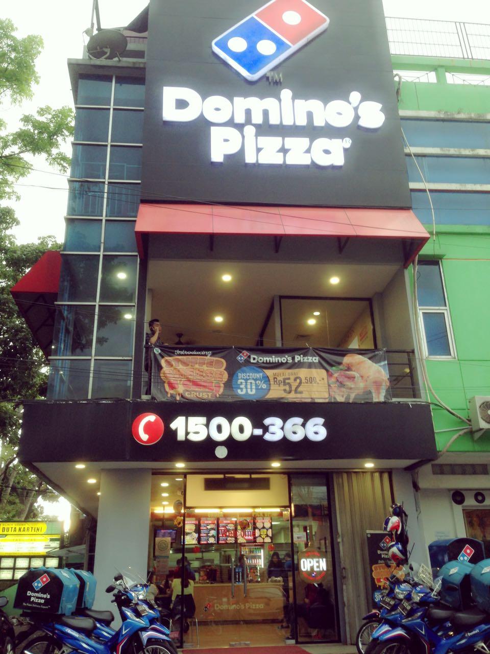 Domino's Pizza - Kec Andir, Bandung