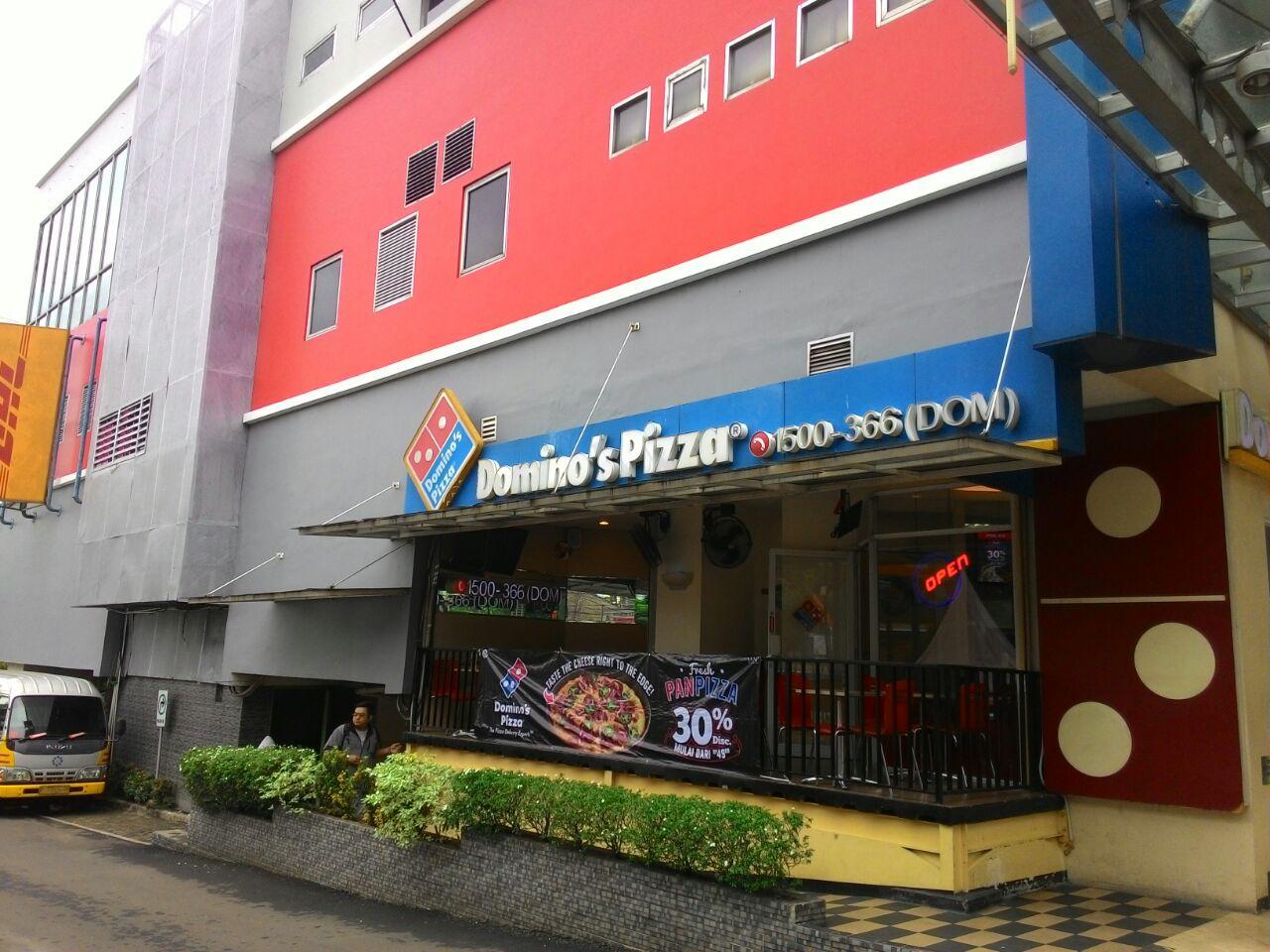 Domino's Pizza - Cikini, Jakarta Pusat