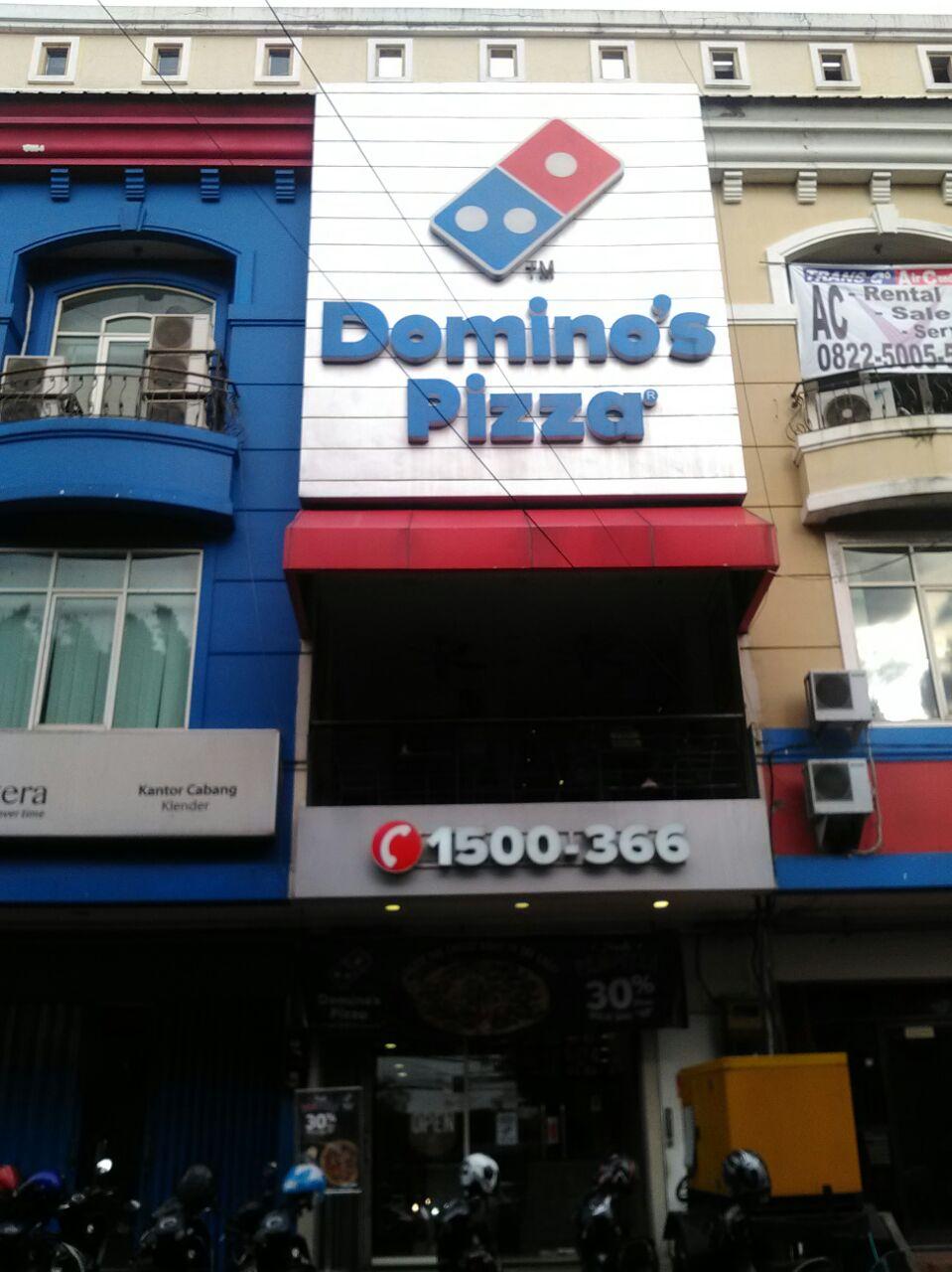Domino's Pizza - Duren Sawit, Jakarta Timur