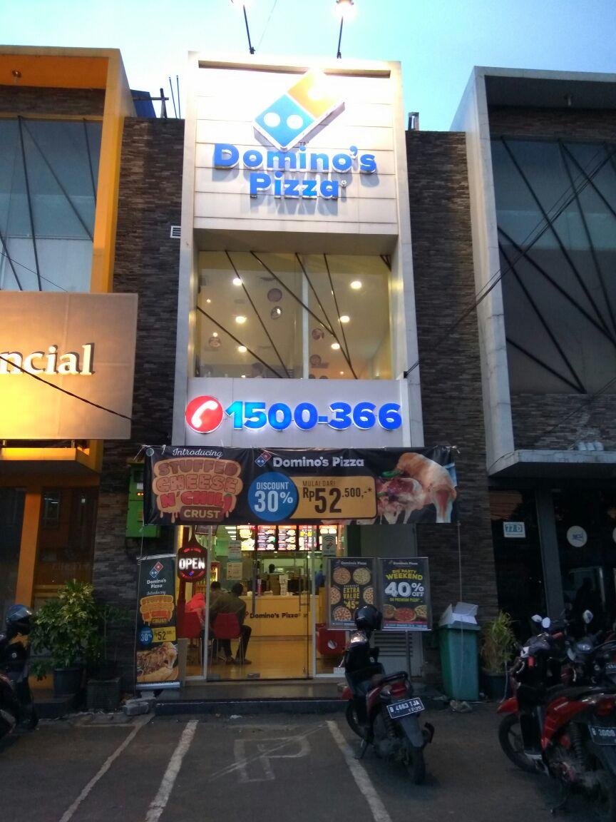 Domino's Pizza - Kramat Jati, Jakarta Timur