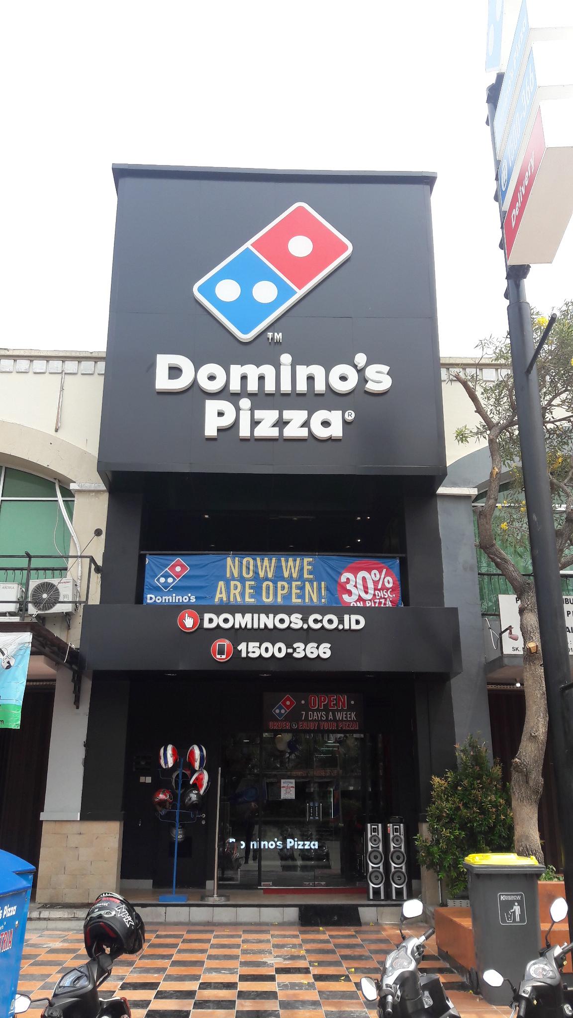 Domino's Pizza - Kec Tambun Utara, Bekasi