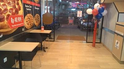 Domino's Pizza - Kec Kembangan, Jakarta Barat