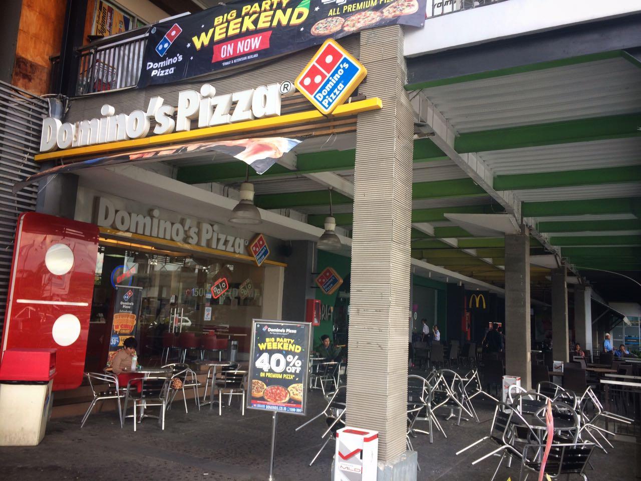 Domino's Pizza - Bekasi Cyber Park, Bekasi