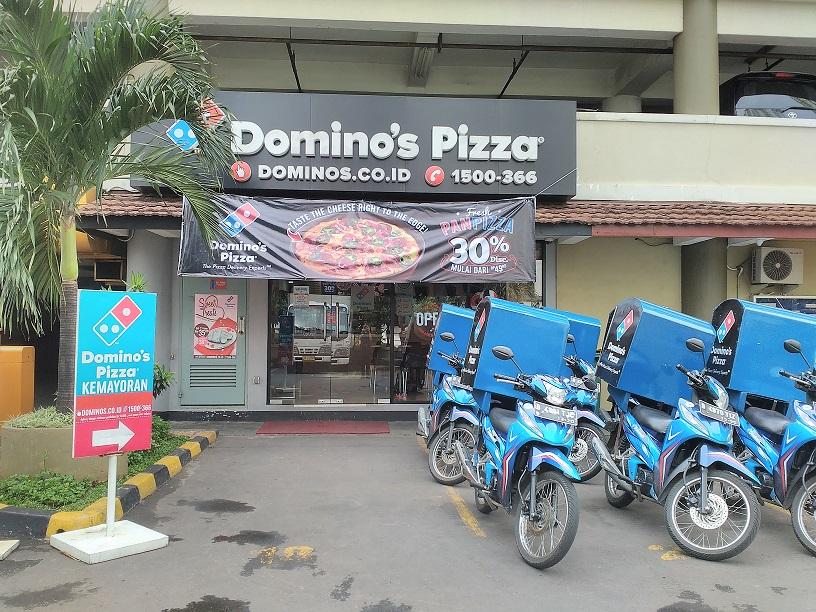 Domino's Pizza - Kemayoran, Jakarta Pusat