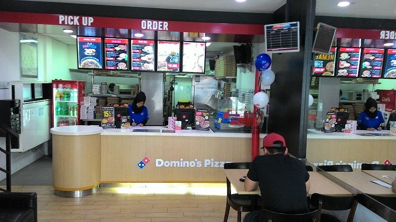 Domino's Pizza - Kelapa Gading, Jakarta Utara