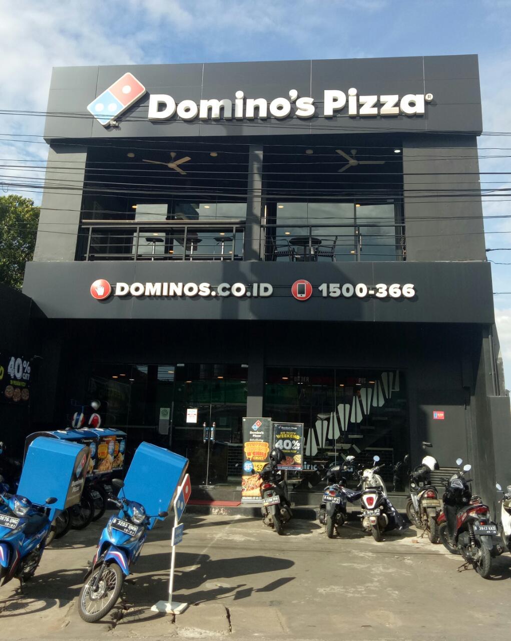 Domino's Pizza - Kel Bintara, Bekasi