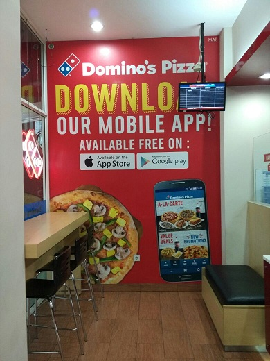 Domino's Pizza - Kuningan, Jakarta Selatan