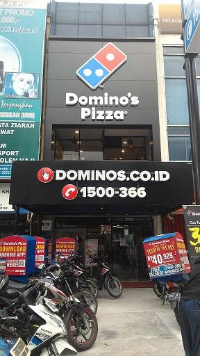 Domino's Pizza - Kec Gambir, Jakarta Pusat