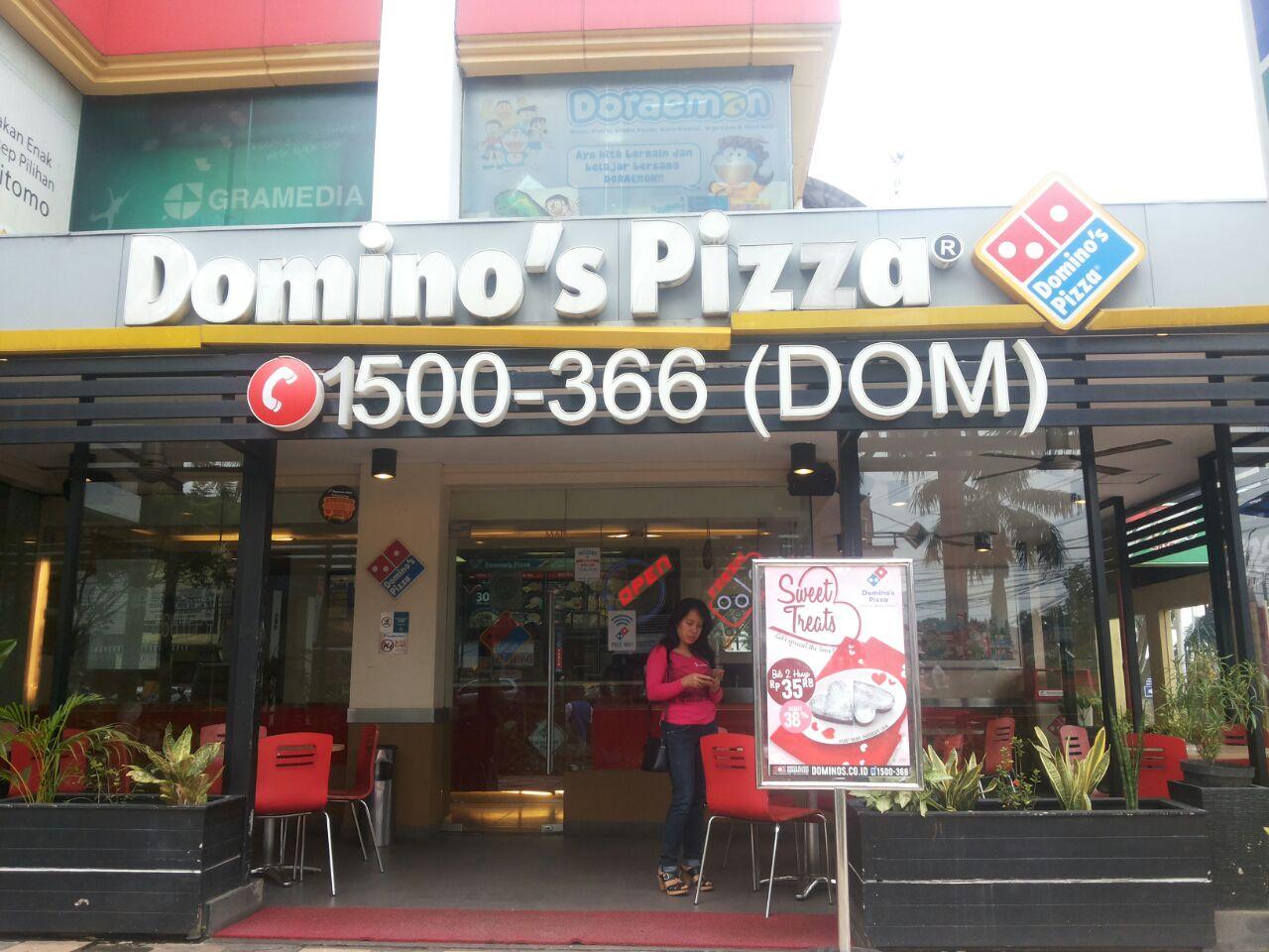 Domino's Pizza - Pangkalan Jati Limo, Depok