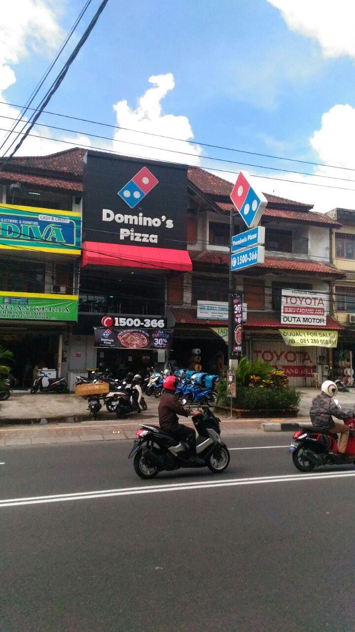 Domino's Pizza - Denpasar Utara, Denpasar