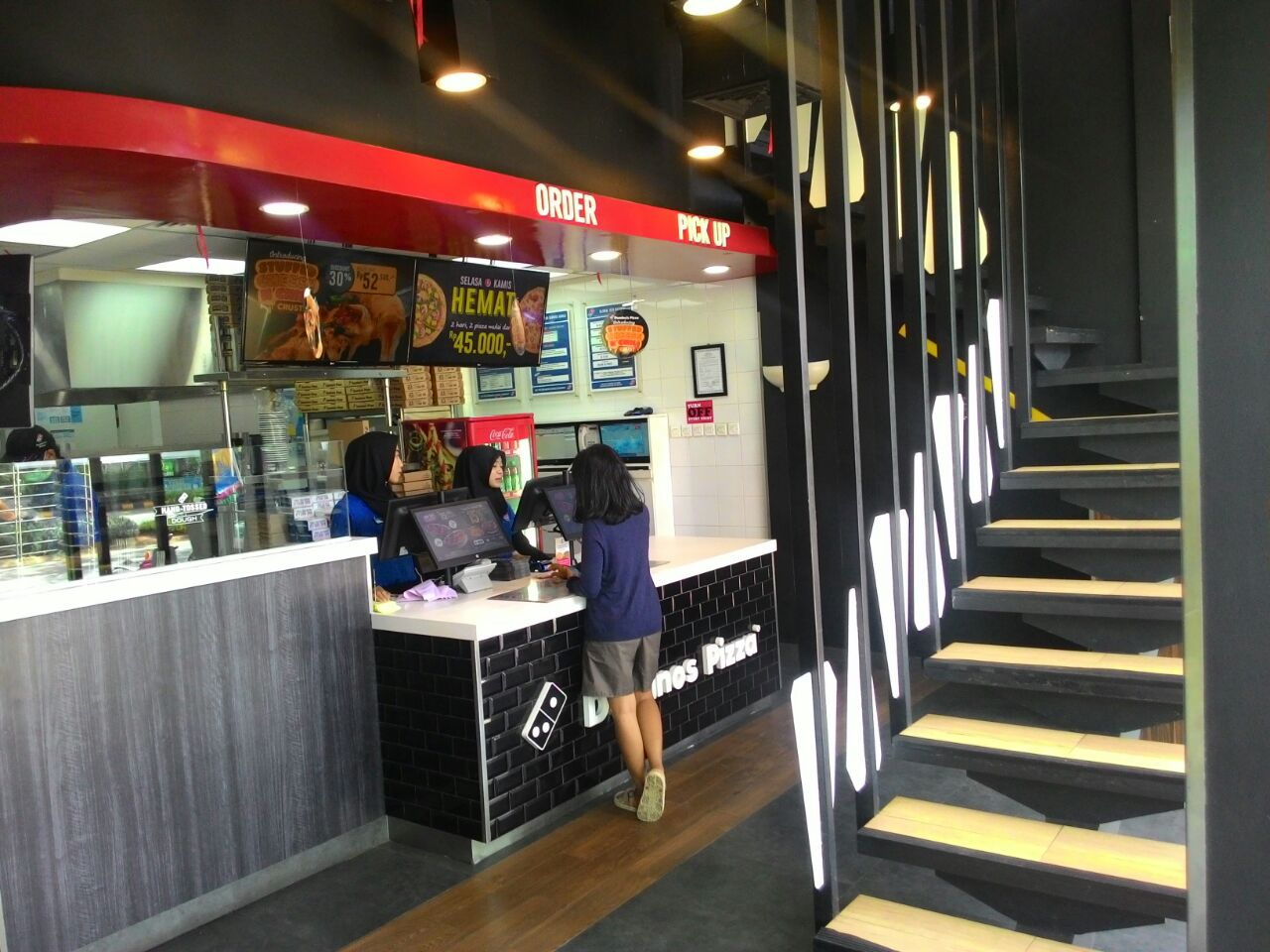 Domino's Pizza - Mustika Jaya, Bekasi