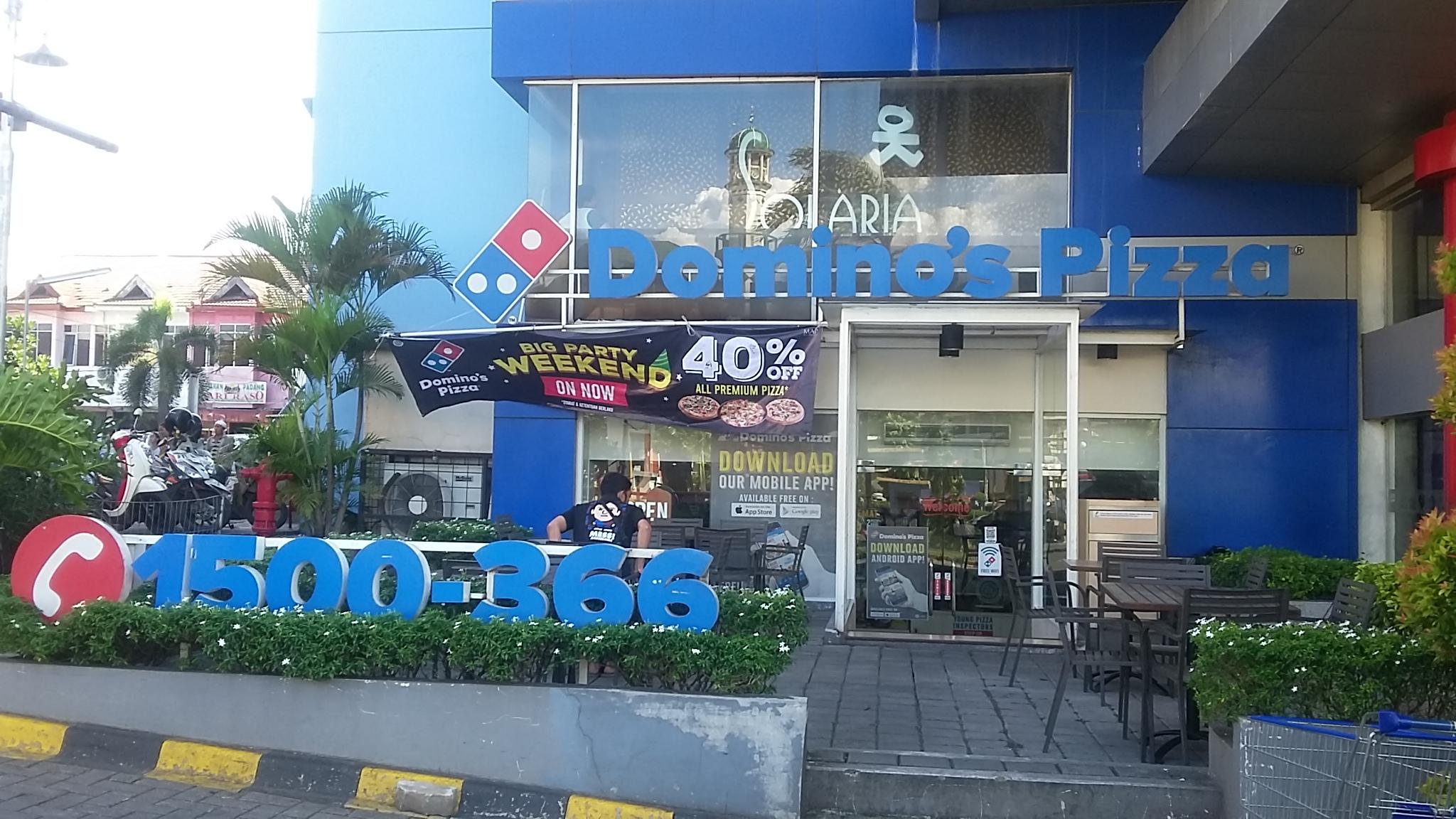 Domino's Pizza - Jatiwaringin, Bekasi