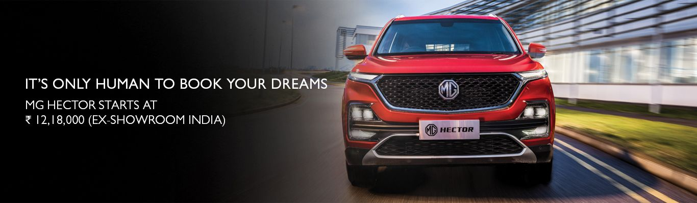 Visit our website: MG Motor India - Taleigao, North Goa