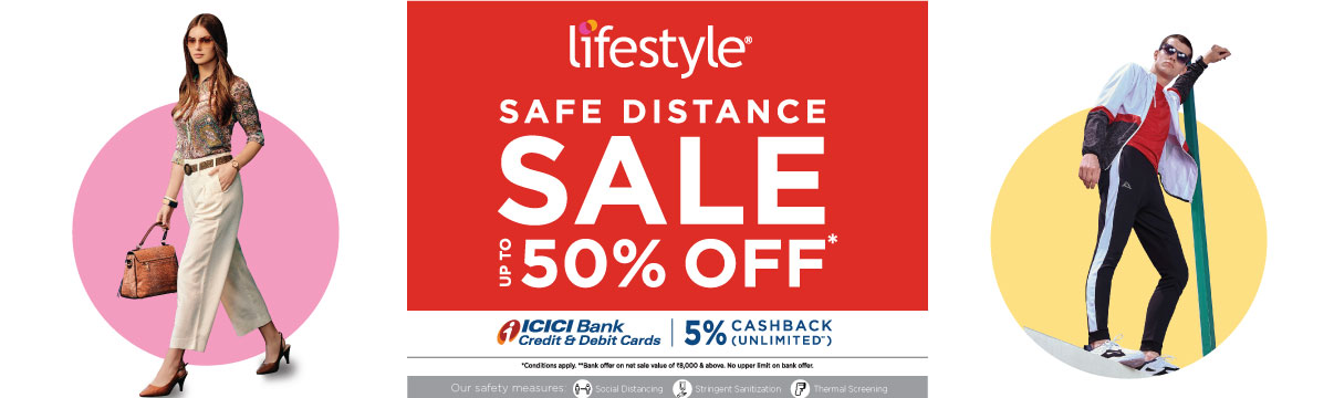 Visit our website: Lifestyle Stores - Piplod, Surat