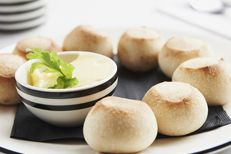 Baked Dough Ball