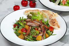 Smoked Duck & Orange Salad