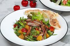 Smoked Duck & Orange Salad