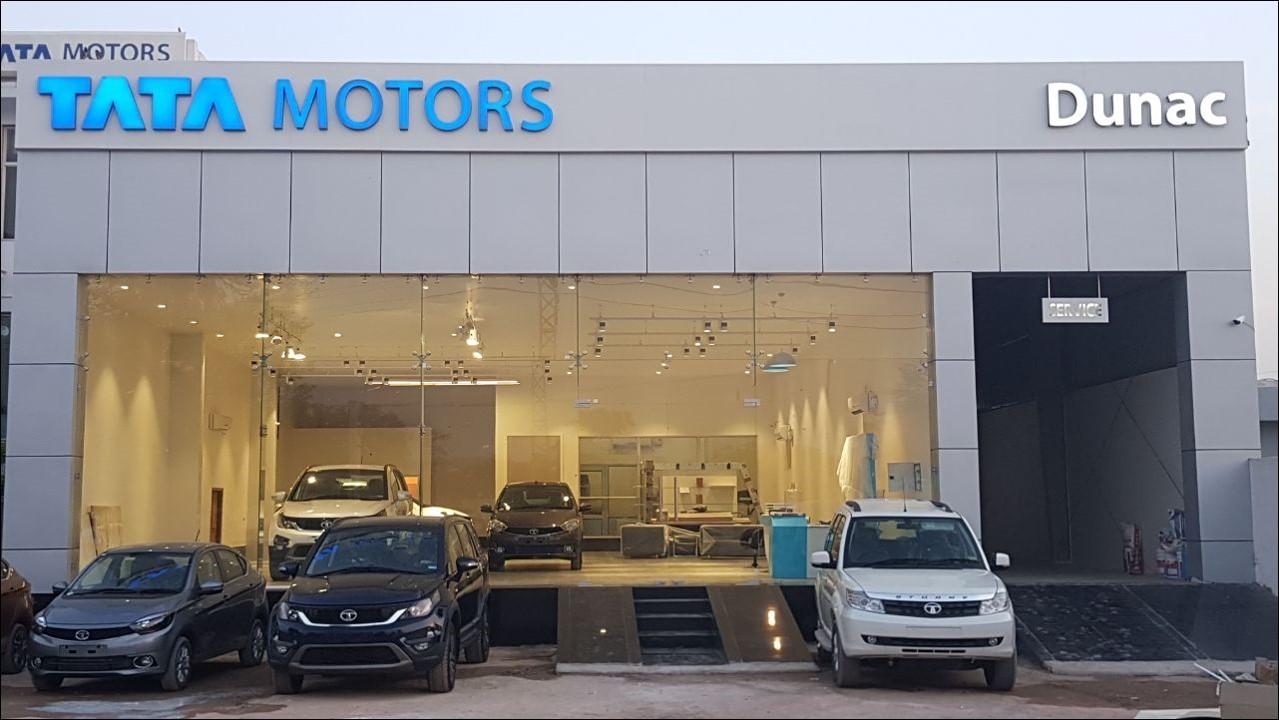 TATA Motors - Hanumangarh Bypass Road, Sriganganagar